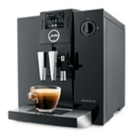 Jura E8 coffee machine